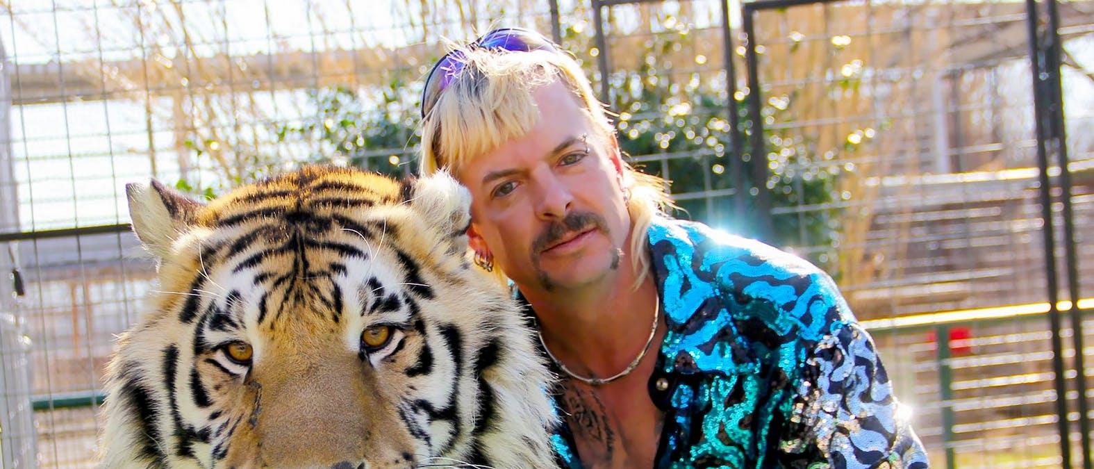 Tiger King-serien har hittat sin Joe Exotic.