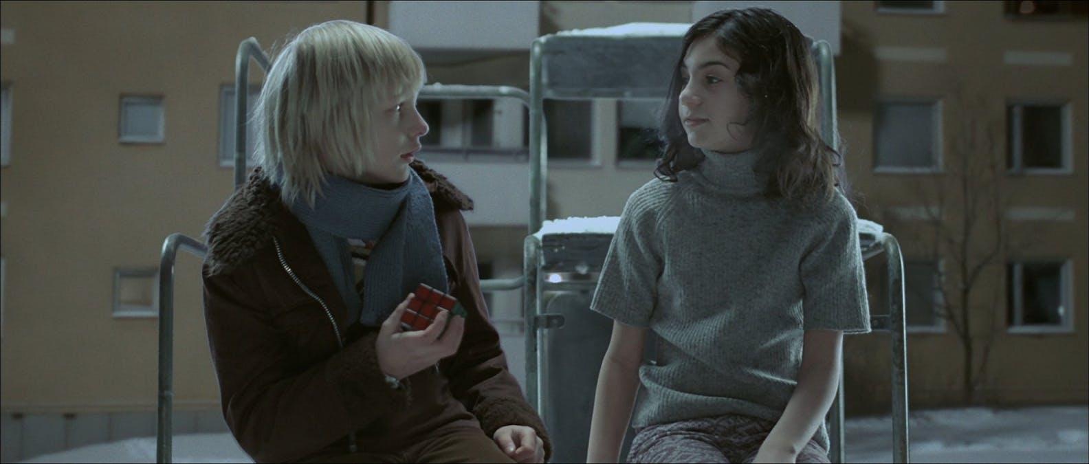 Streama Låt den rätte komma in (2008)