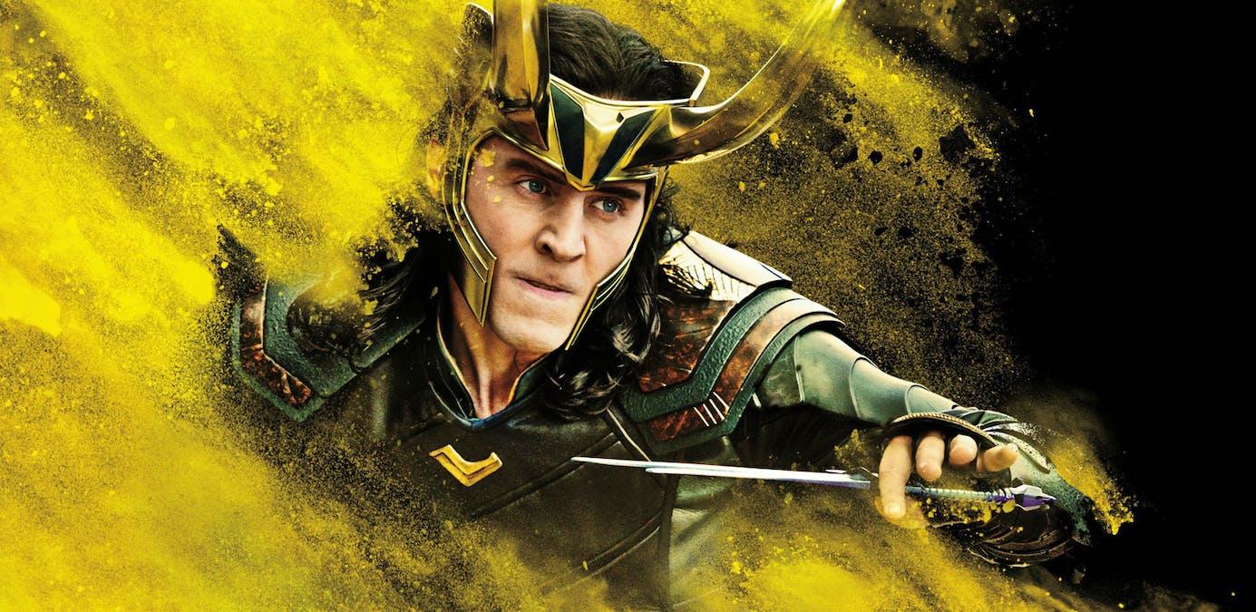 Trailern till serien Loki har landat