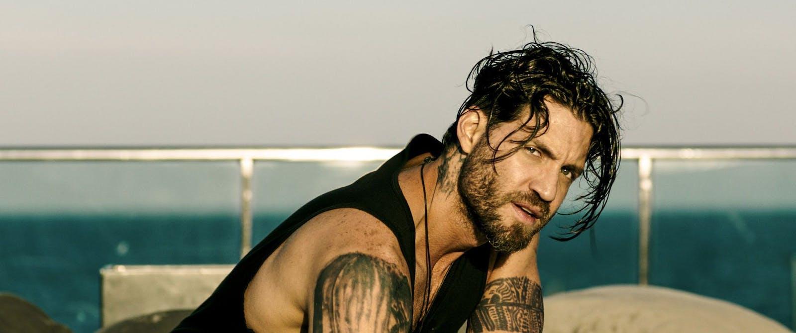 Edgar Ramírez gör en av rollerna i Borderlands-filmen