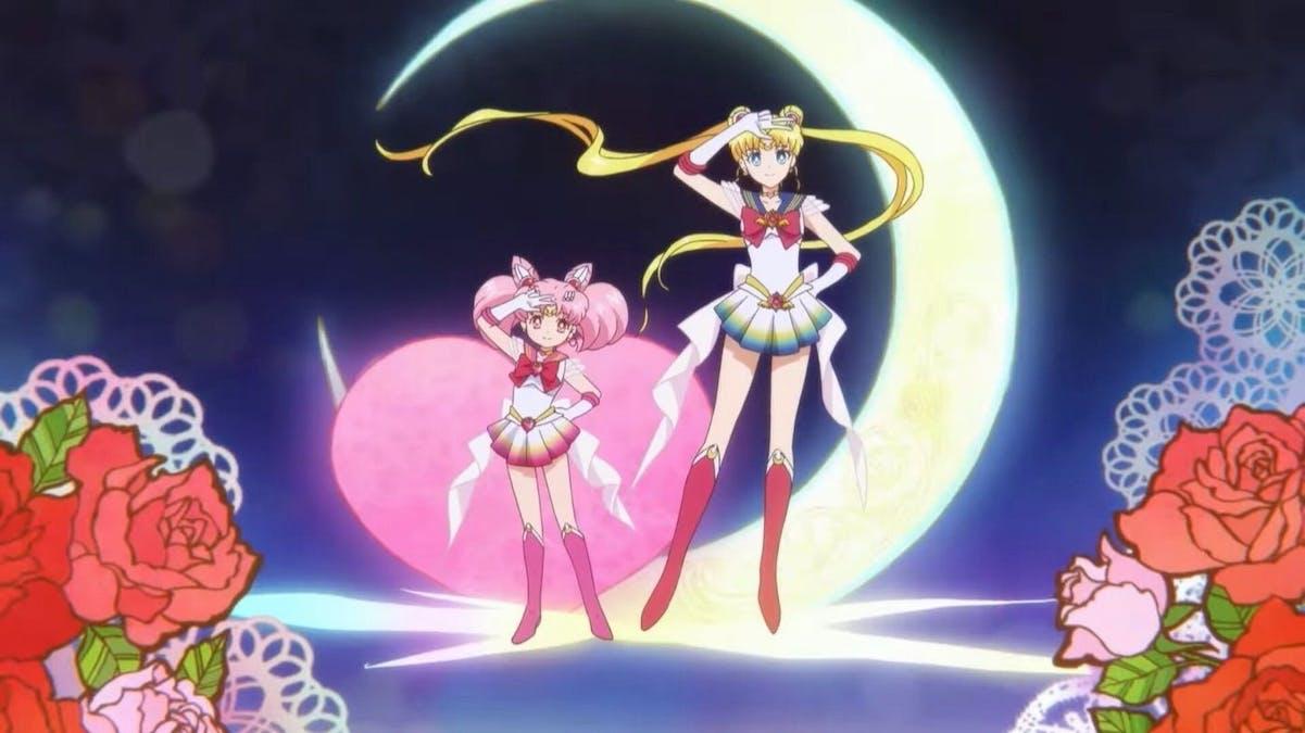Ny Sailor Moon till Netflix i sommar