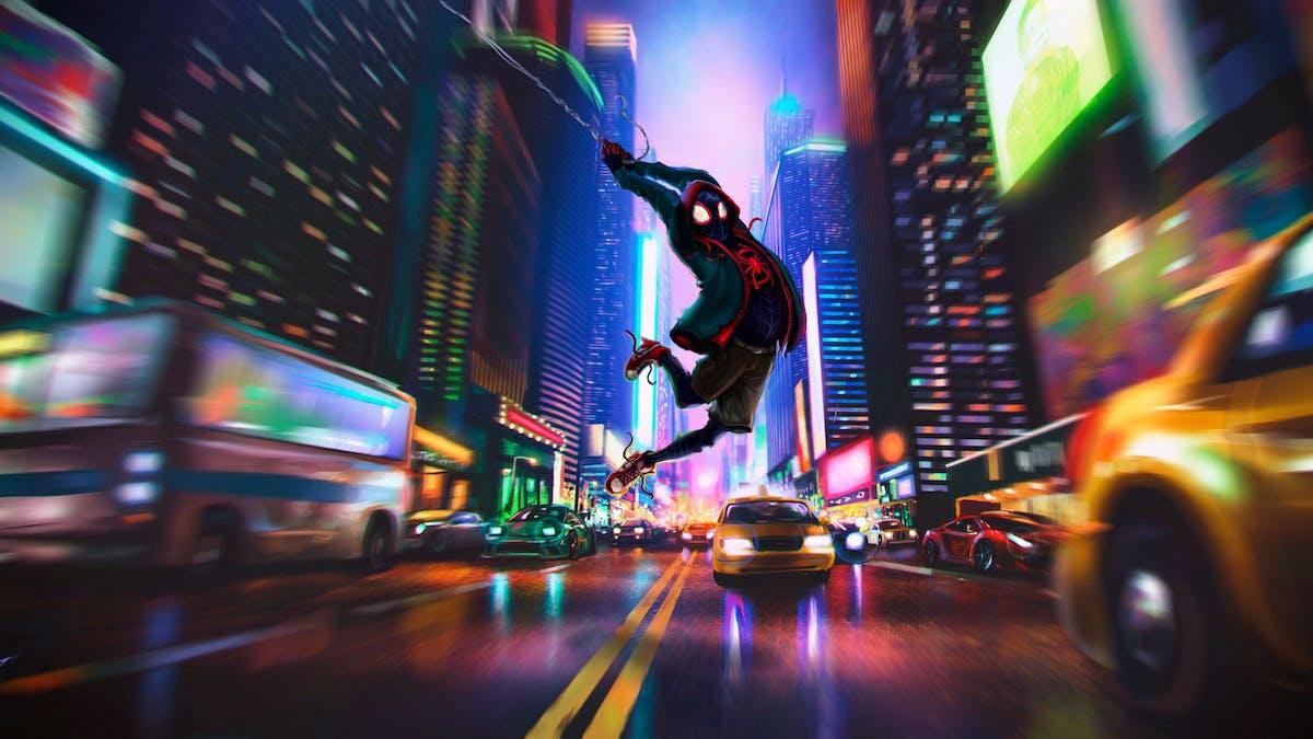 Nya regissörer klara för Into the Spider-Verse-uppföljare