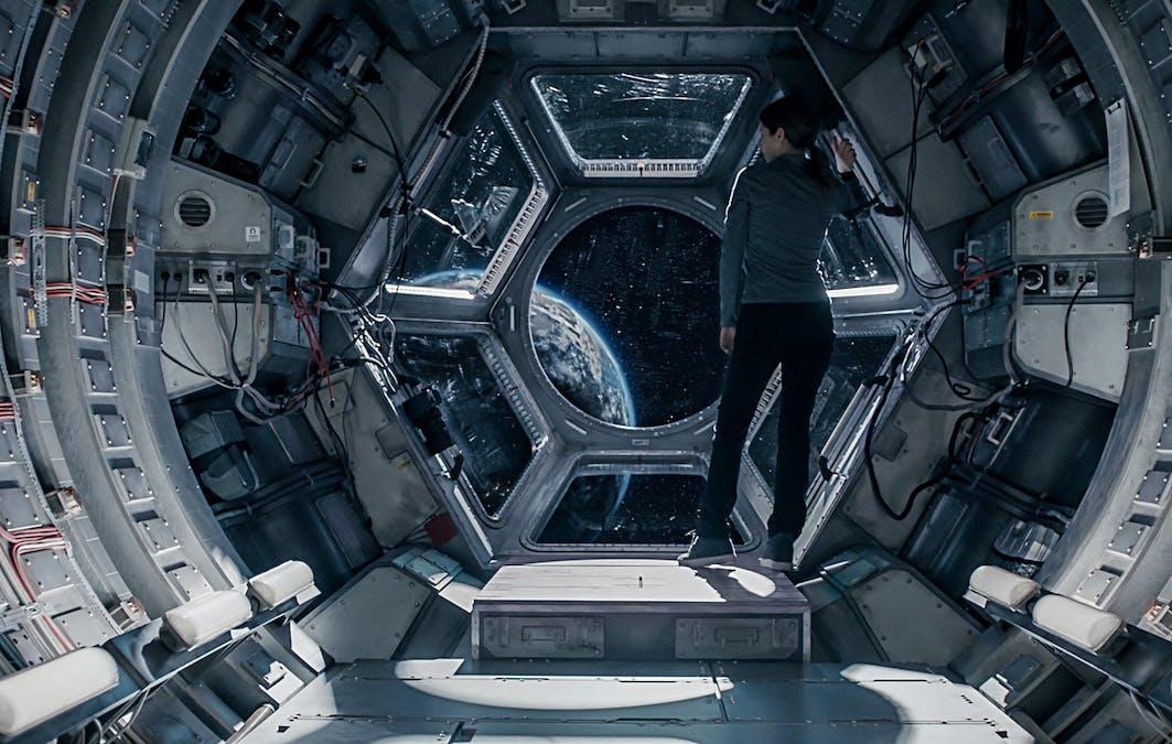 Stowaway. Foto: Netflix