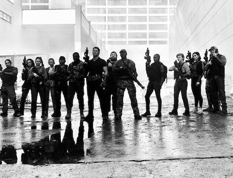 The Tomorrow War – då släpps sci-fi-thrillern med Chris Pratt!