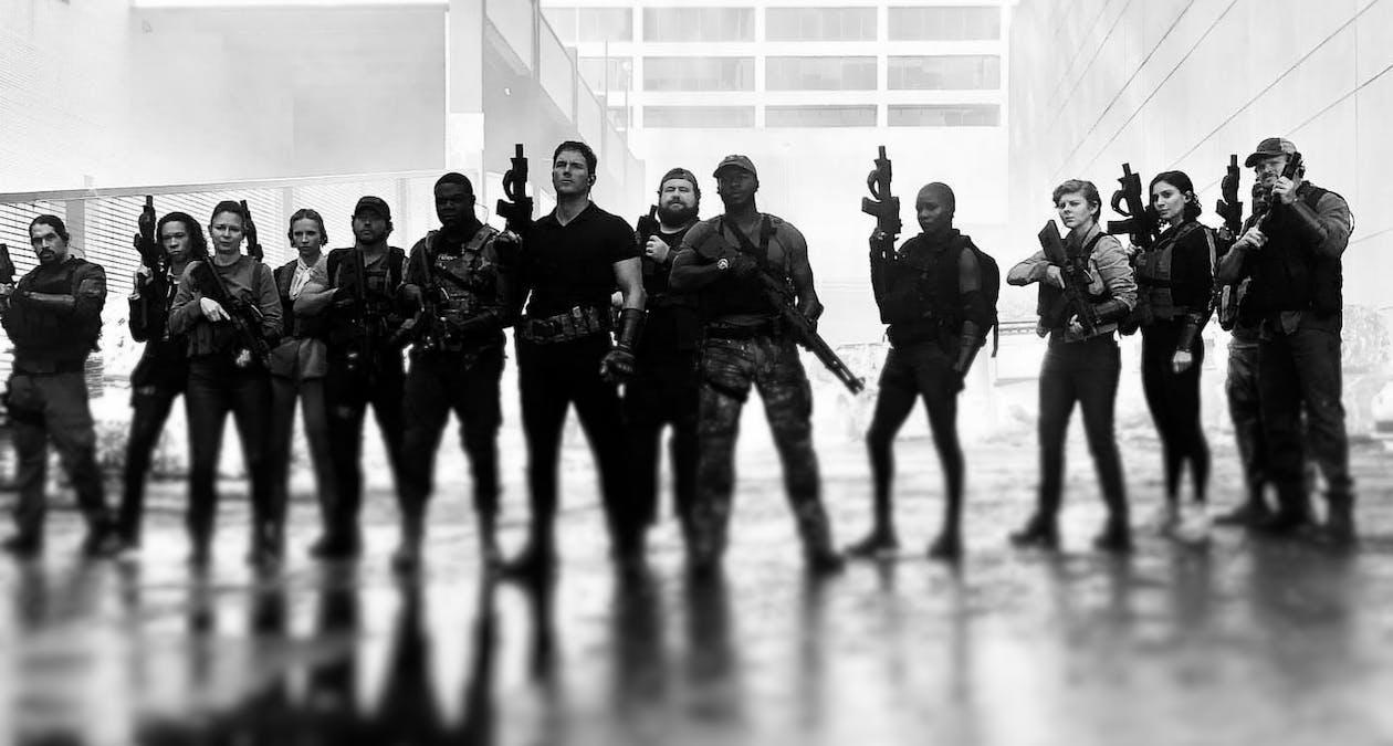 The Tomorrow War – då släpps den kommande filmen med Chris Pratt!