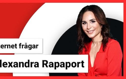 Alexandra Rapaport om Gåsmamman & Heder