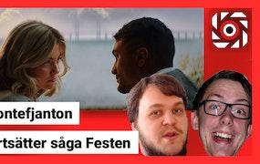 Montefjanton om Festen, drömprojekt & naken Persbrandt