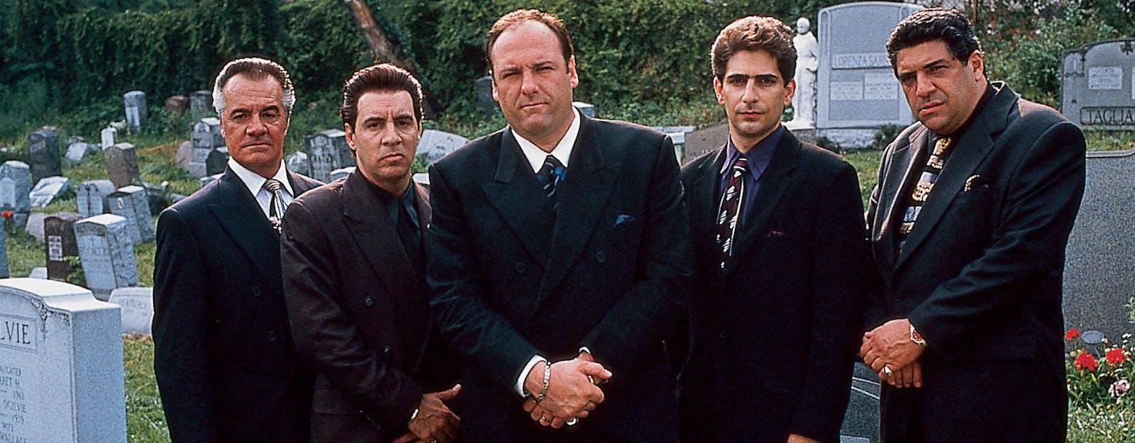 Sopranos-stjärnan död i cancer!
