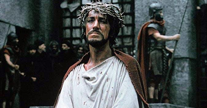 Max von Sydow som Jesus
