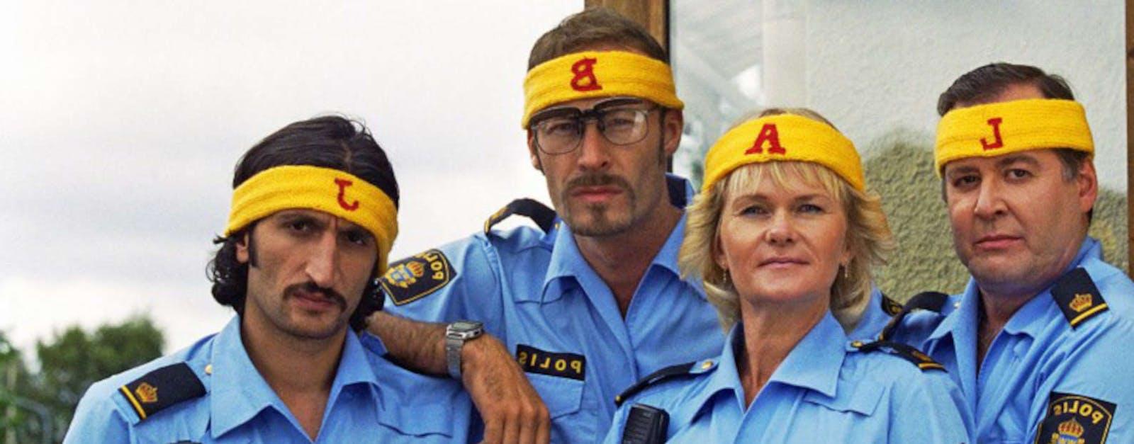 Svenska polisfilmer