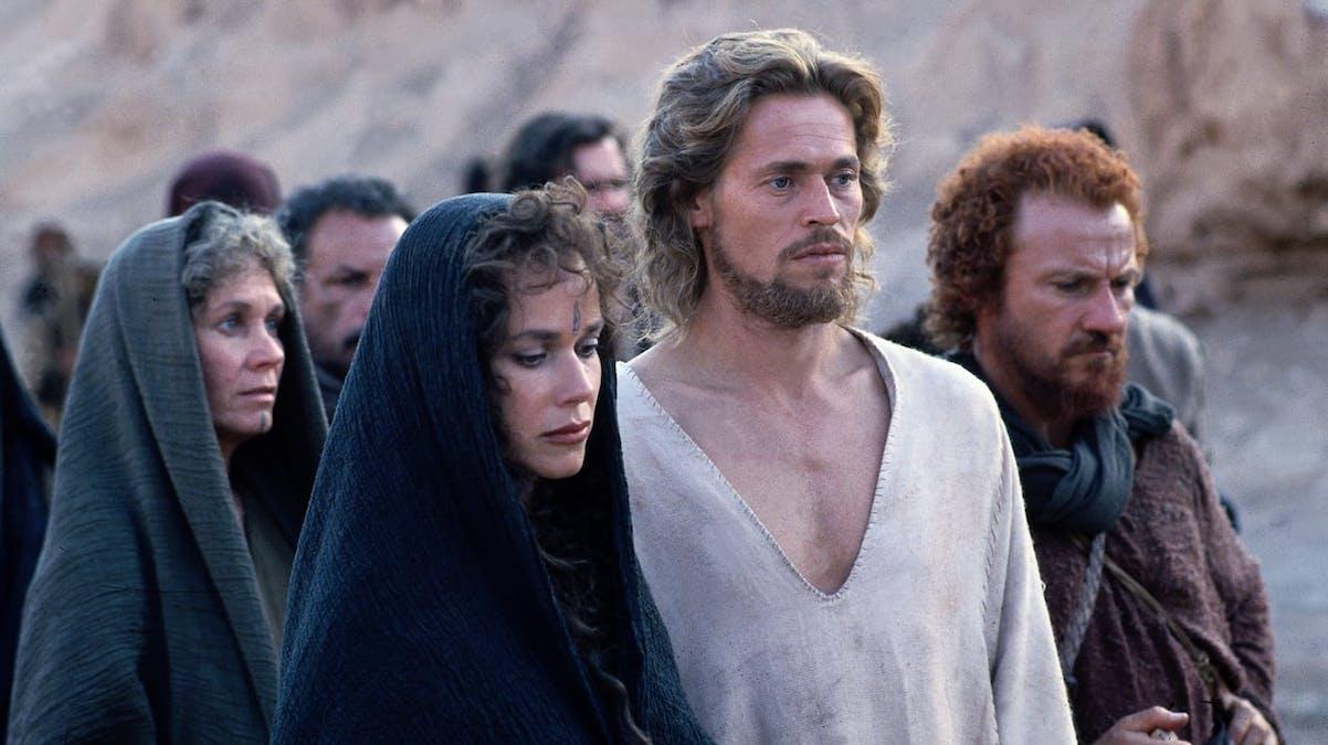 Fem filmer om påsken