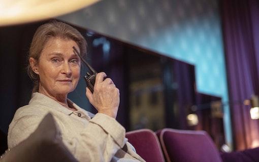 Intervju: Lena Endre om Glaciär och karriären