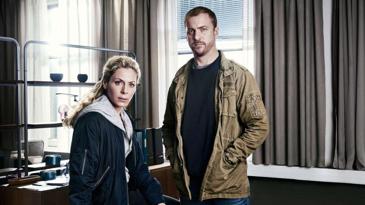 Eva Röse och Erik Johansson
