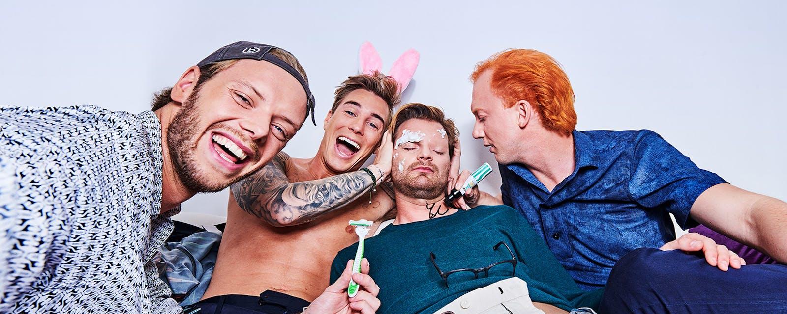 Sveriges största YouTubers