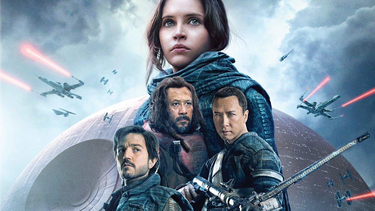 Affisch: Rogue One. Foto: Disney Studios Motion Pictures.