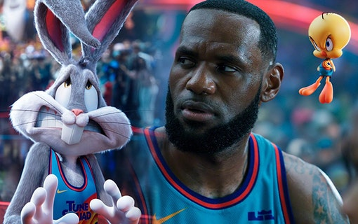 Se trailern till nya Space Jam