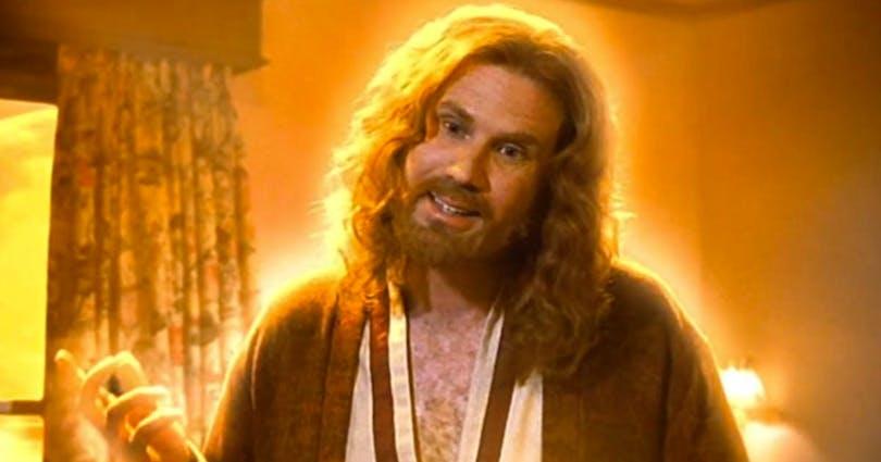 Will Ferrell som Jesus