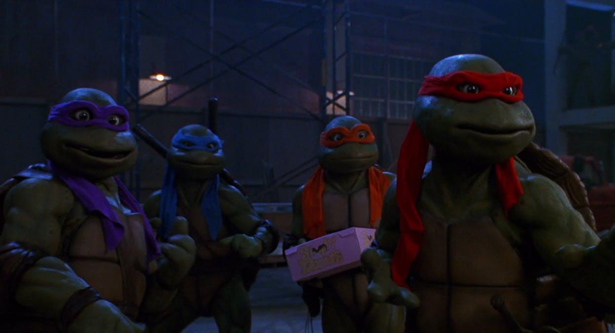 Barndomsfavoriter – Teenage Mutant Ninja Turtles 2: The Secret of the Ooze