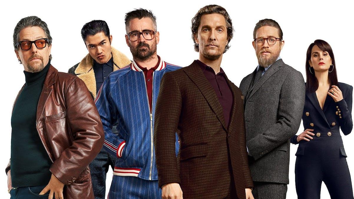 Streama The Gentlemen (2019)