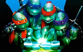 Barndomsfavoriter – Teenage Mutant Ninja Turtles 2: The Secret of the Ooze
