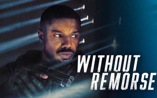 Michael B. Jordan i Without Remorse. Foto: Amazon Prime