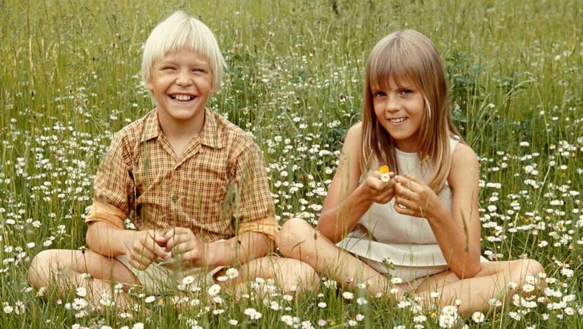 Gamla barnprogram – 12 klassiker vi minns