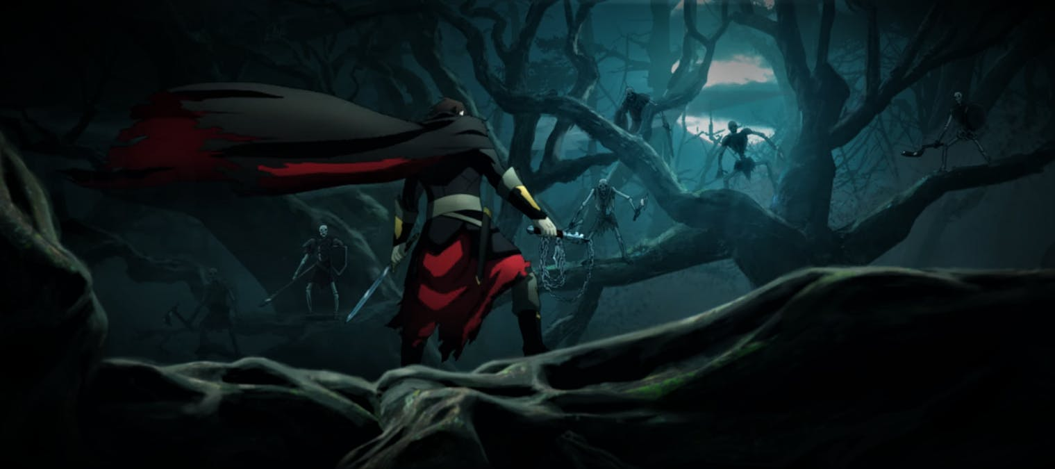 Castlevania (säsong 4)