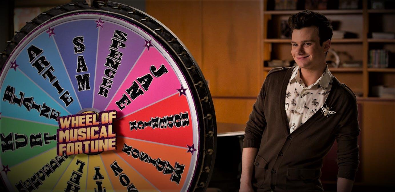 Glee-stjärnan Chris Colfer fyller år!