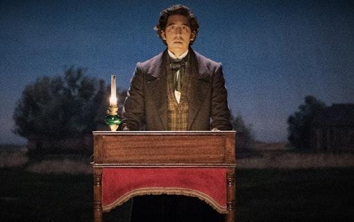 Streama David Copperfields äventyr och iakttagelser (2019)