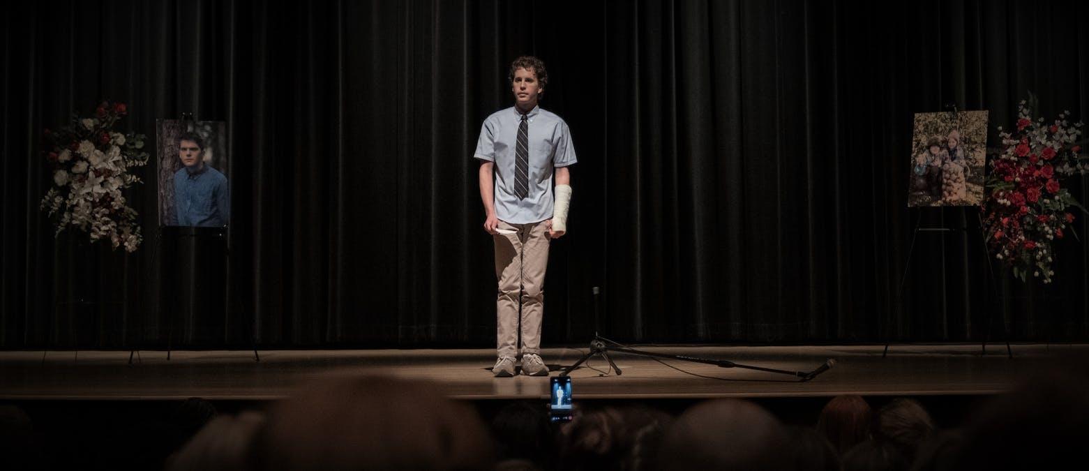Se den första trailern till musikalfilmen Dear Evan Hansen