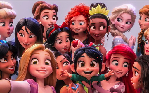 Disney prinsessor – hela topplistan