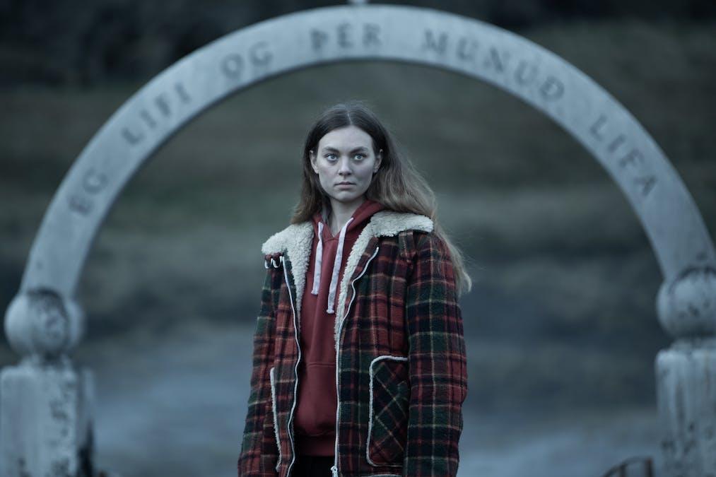 Trailer till serien Katla med Aliette Opheim