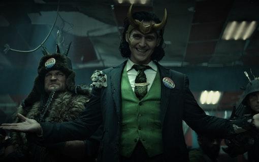 Nytt klipp från Loki-serien
