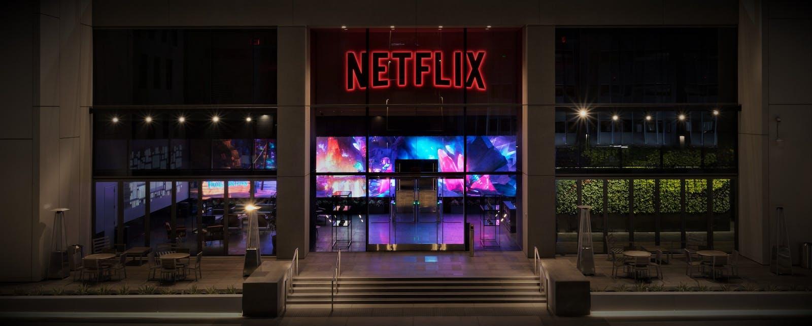 Hon tilldelas ansvaret för Netflix nordiska originalserier