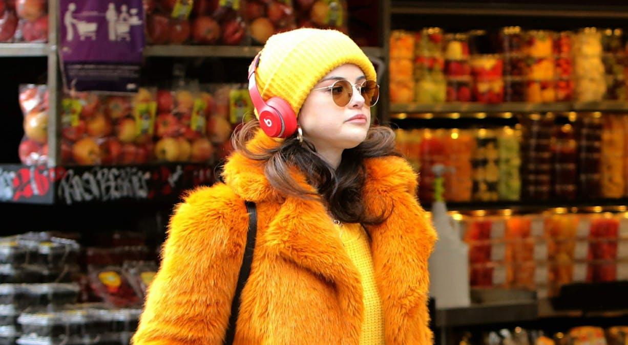 Selena Gomez i film producerad av Drake
