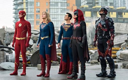 The Flash säsong 8 börjar med fem crossovers