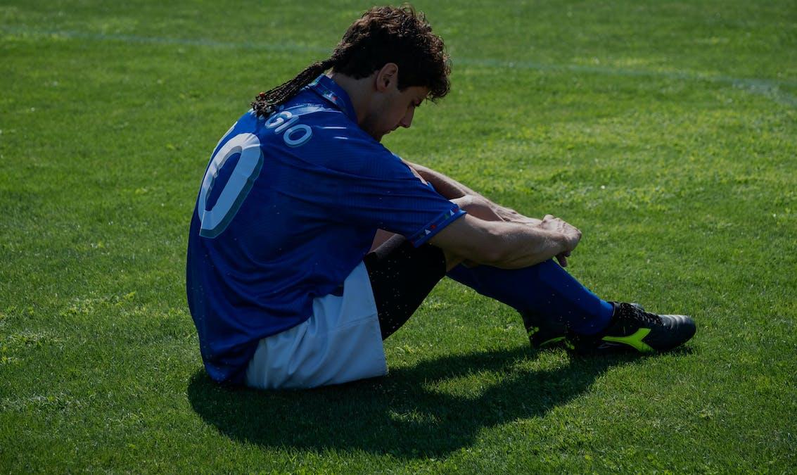 Baggio: Den gudomliga hästsvansen. Foto: Netflix