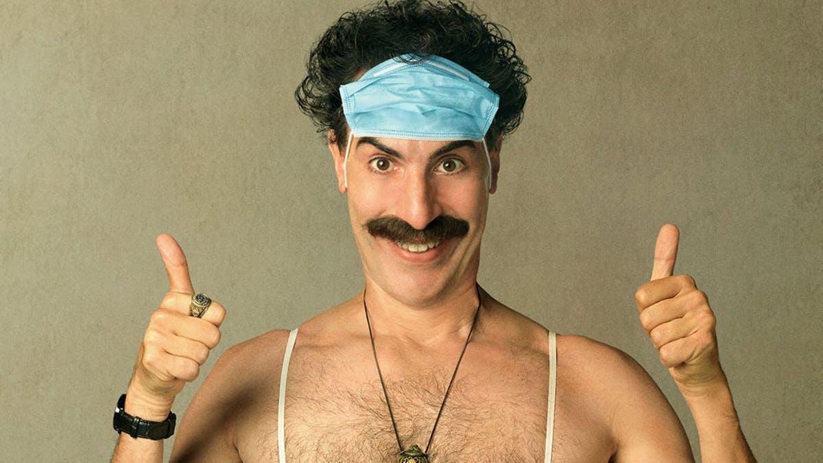 Sacha Baron Cohen som Borat