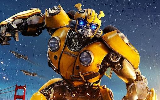 Ny Transformers-film