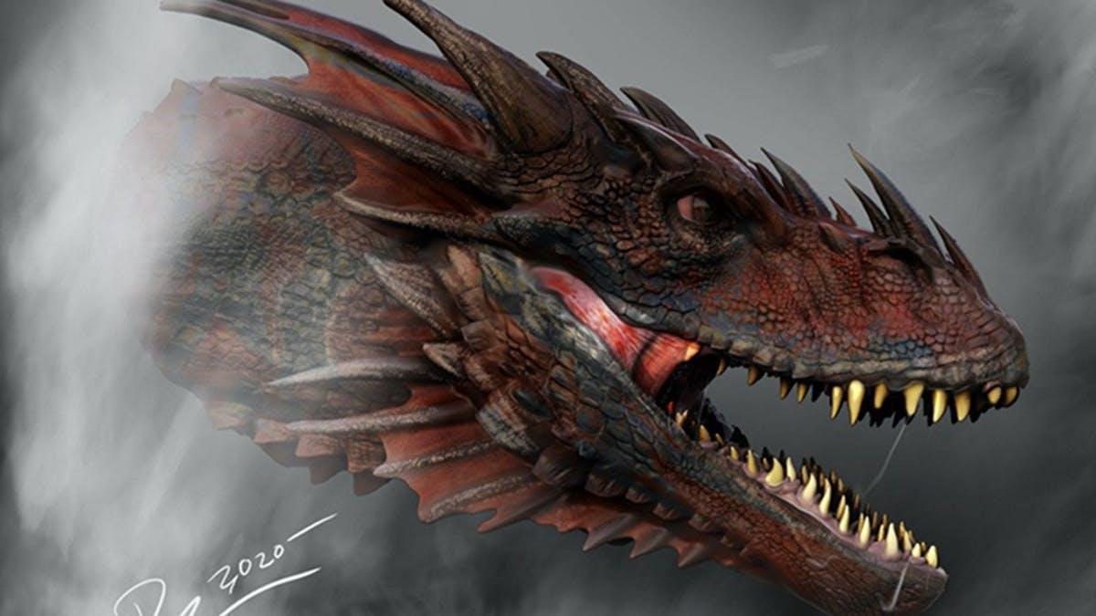 Outlanders stjärnan i House of the Dragon