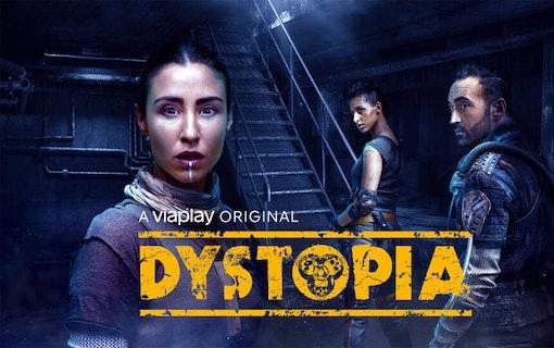 Se trailern till Viaplays skräckserie Dystopia