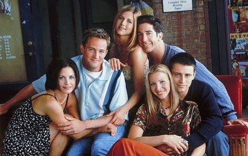 Friends. Foto: Warner Bros.