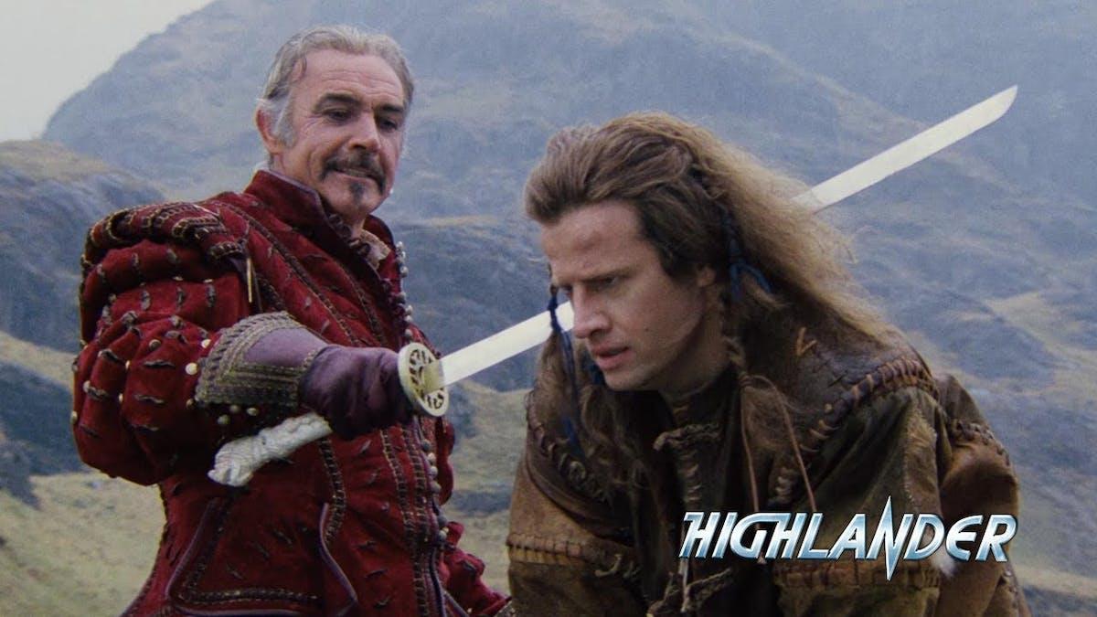 Henry Cavill i Highlander reboot