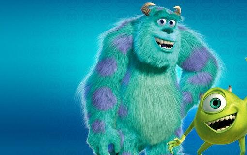 Se första trailern till Disney+ serien Monsters At Work