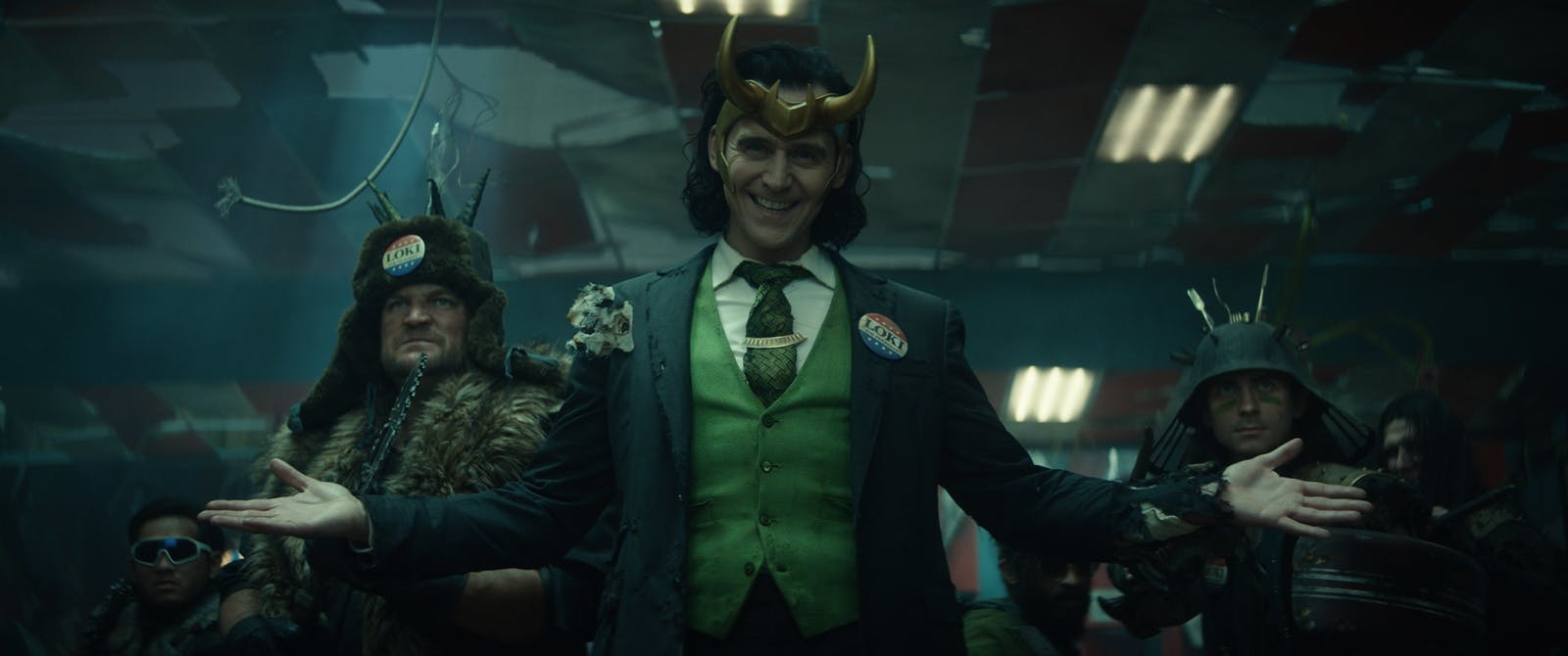 Ny spännande glimt av Loki-serien