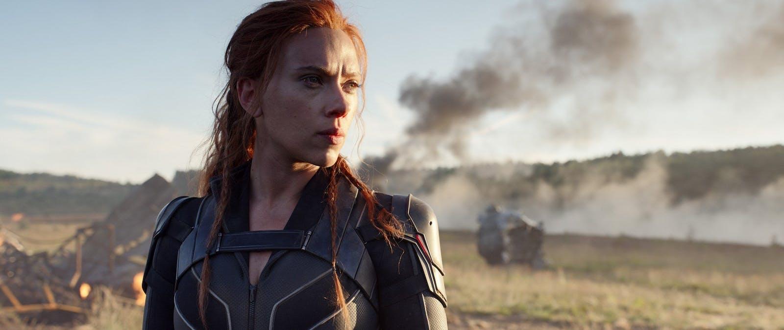 Scarlett Johansson stämmer Disney