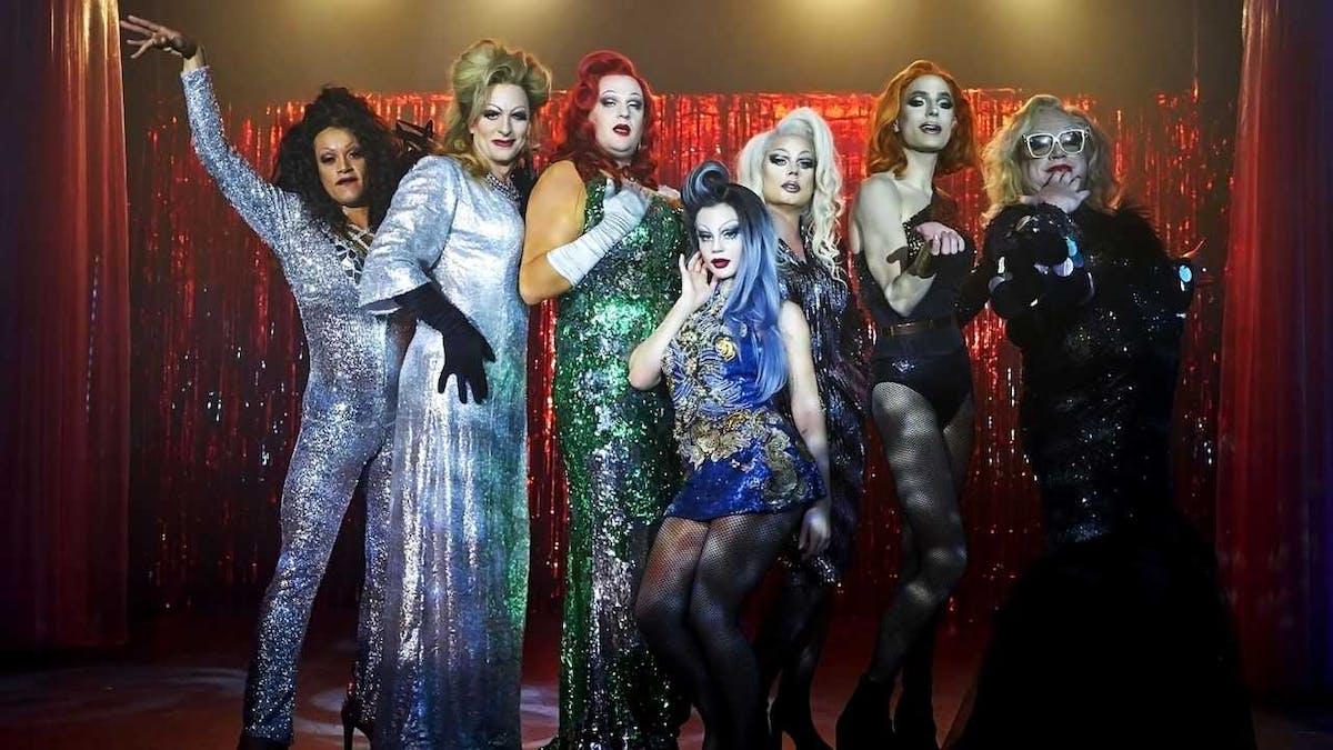 Dancing Queens. Foto: Netflix