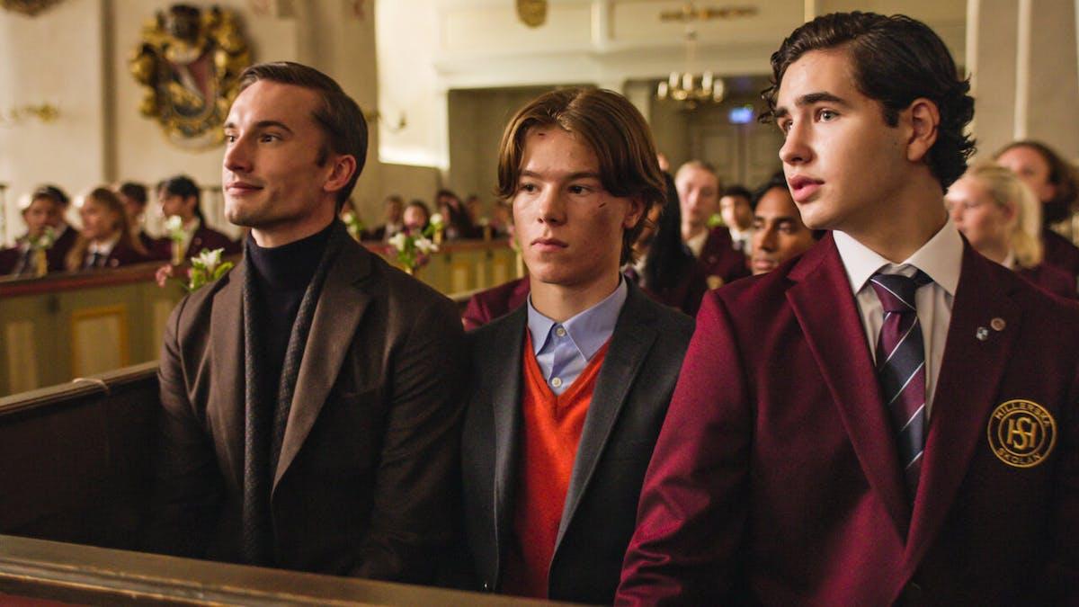 Young Royals. Foto: Netflix