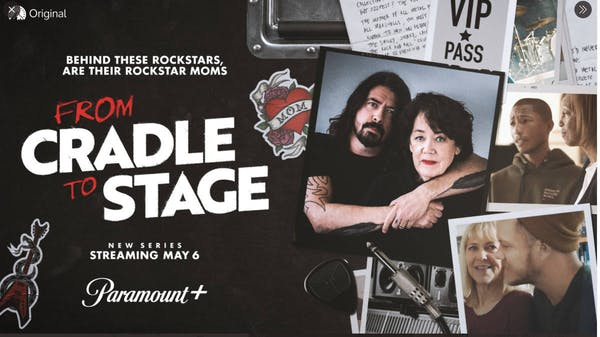 From Cradle to Stage. Foto: Paramount +/MTV Entertainment Studios