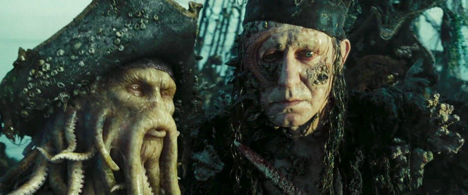 Pirates of Caribbean.